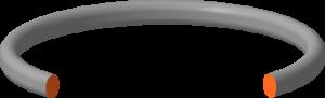 Прокладки овального сечения